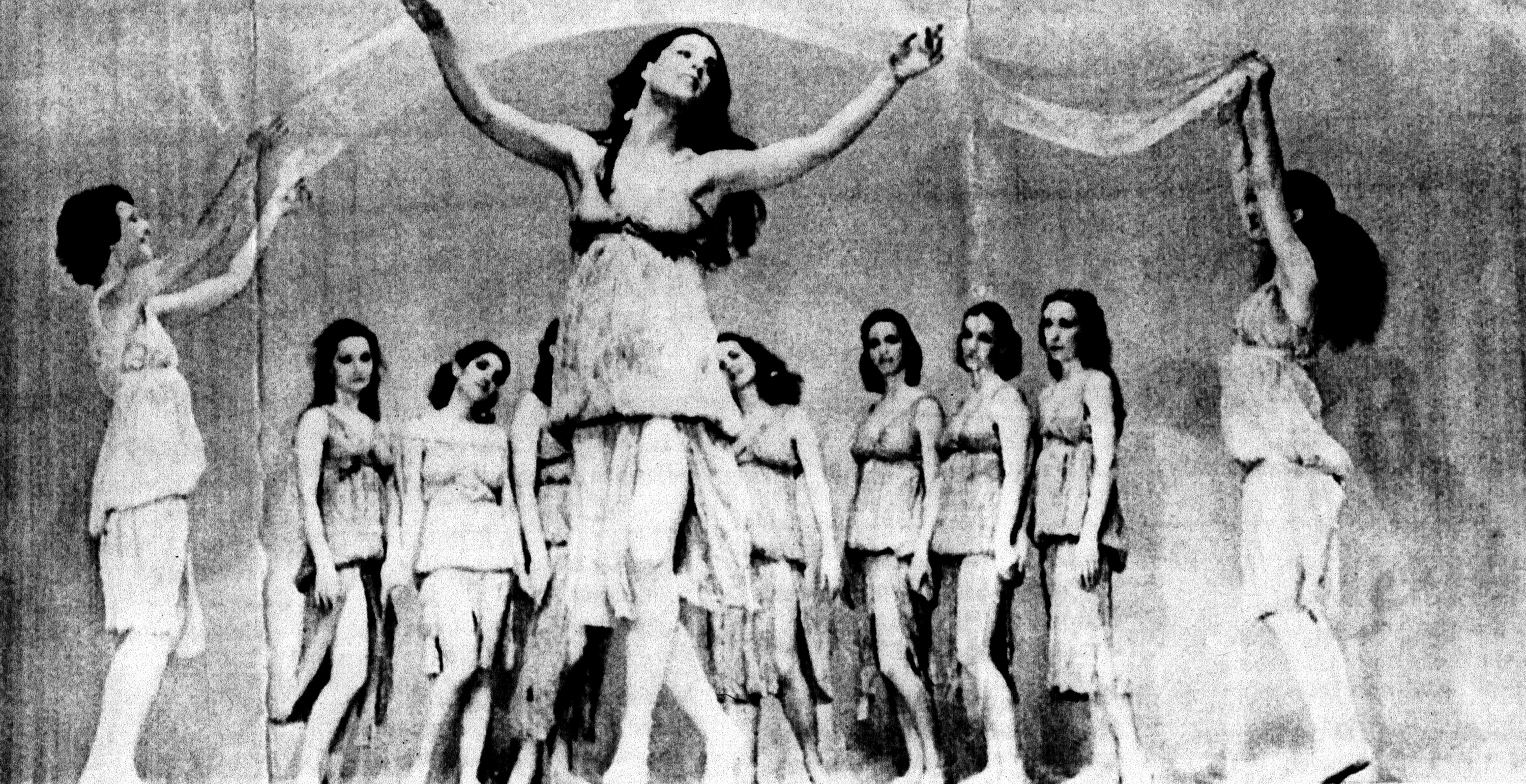 The Collection of Adrienne Ramm - Isadora Duncan Commemorative Dance ...
